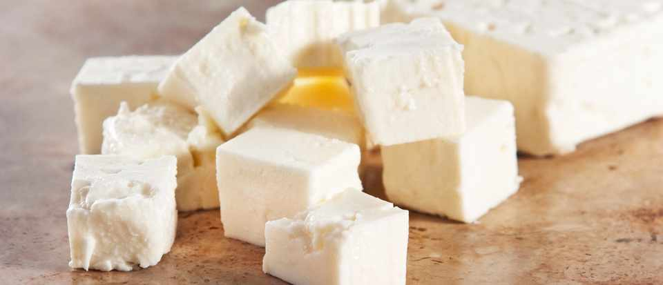 guide to feta and other Greek cheeses