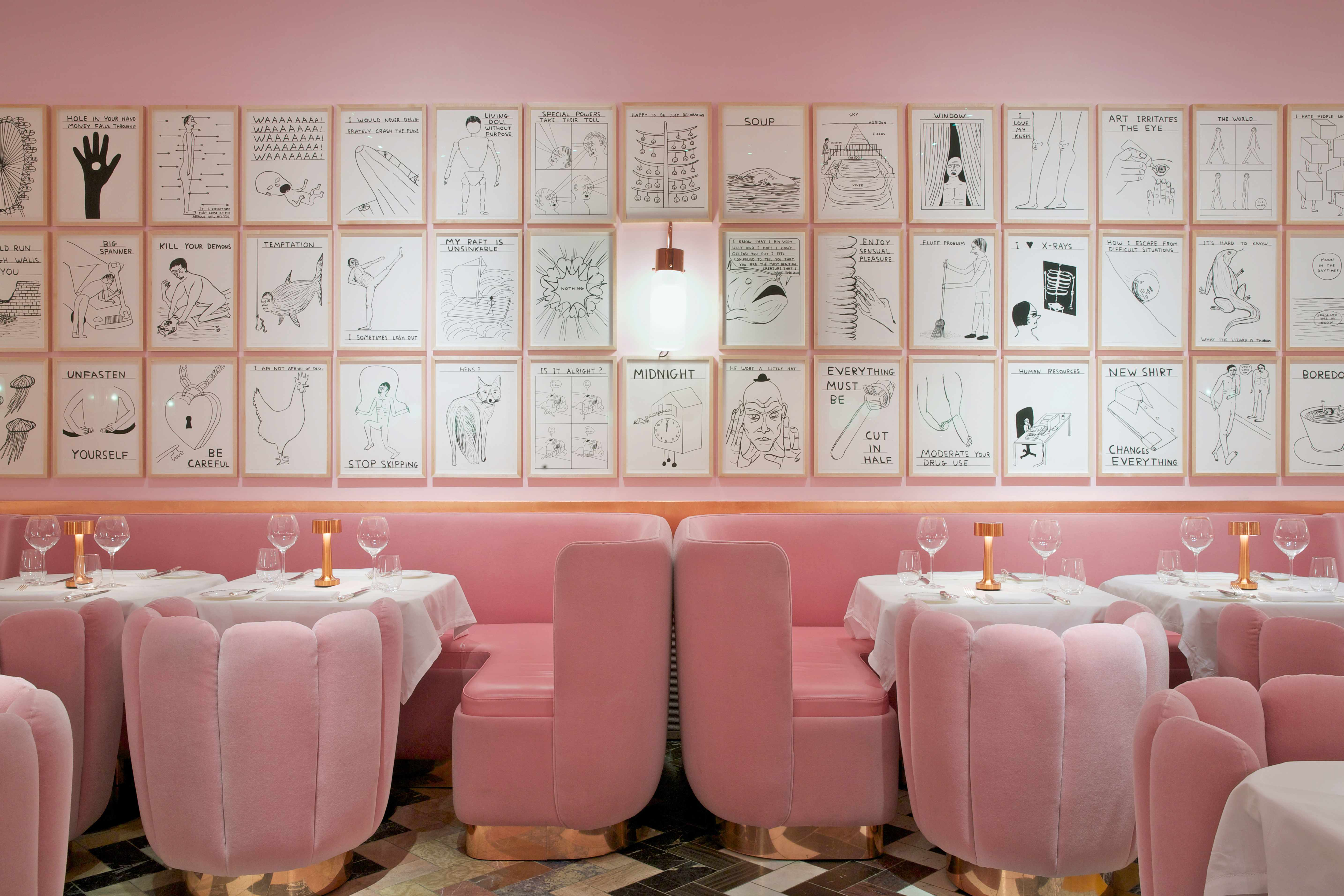 Sketch London: Afternoon Tea Review