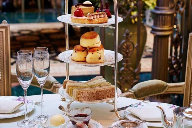 the savoy afternoon tea