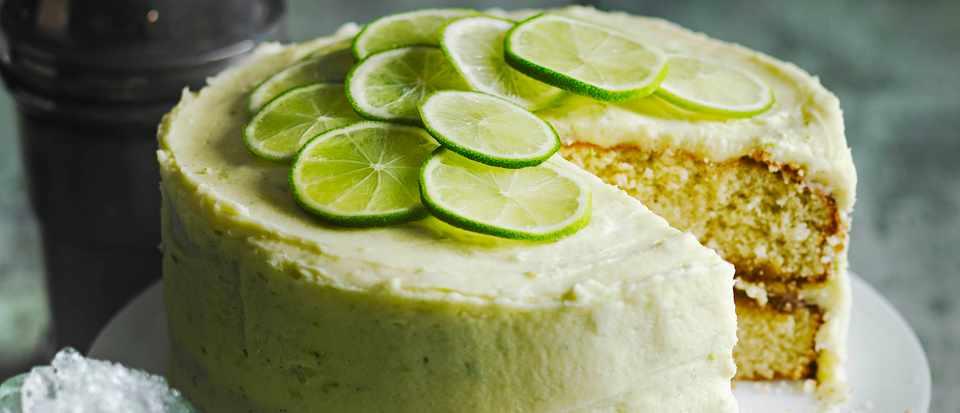 Mojito Cake Recipe Olivemagazine