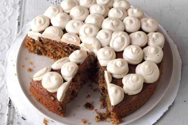 Carrot Cake Recipe with Muscovado Sugar