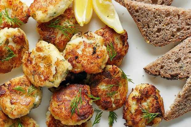 Smoked Cod Fritters Recipe