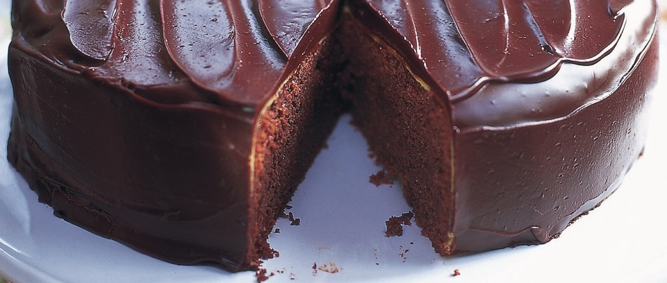 Rich Chocolate Cake Recipe Olivemagazine