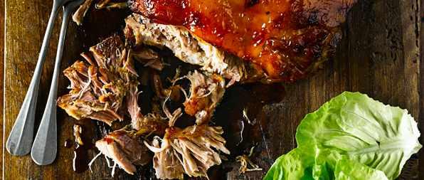Korean Slow Roast Pork Shoulder Recipe