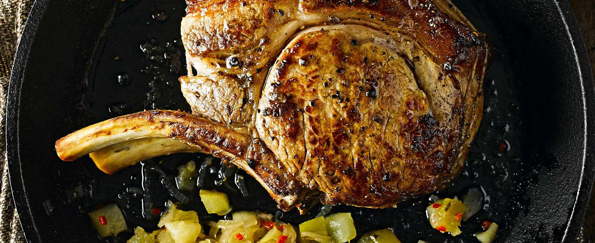 Cider Pork Chop Recipe