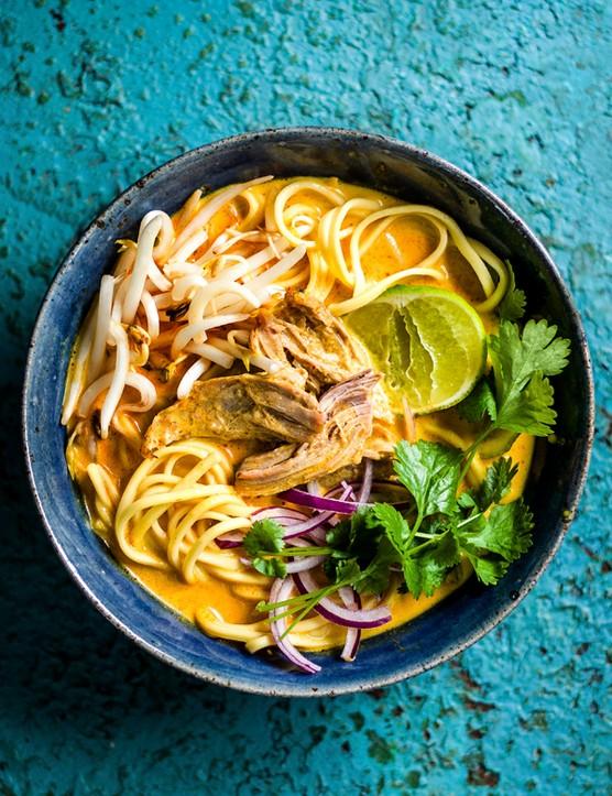 Thai Duck Curry Recipe