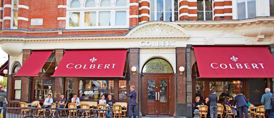 colbert london restaurant review john torode. Black Bedroom Furniture Sets. Home Design Ideas