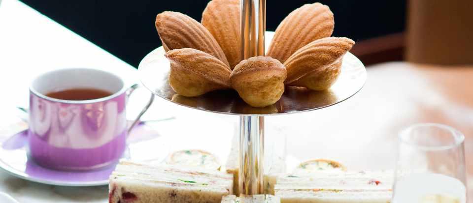 Bulgari Hotel Afternoon Tea Review