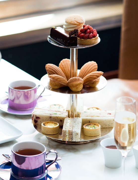 Bulgari Hotel Afternoon Tea Review