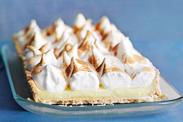 Limoncello Meringue Pie Recipe
