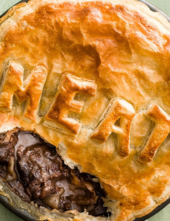 Beef Pie Recipe With Red Wine