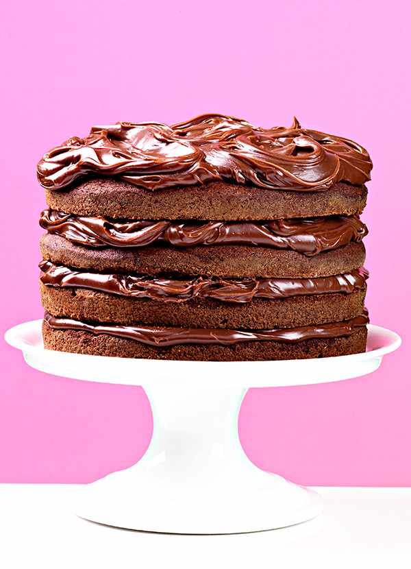 Best Chocolate Layer Cake