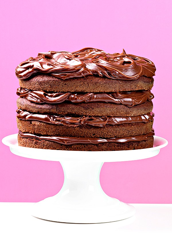 Best Chocolate Layer Cake