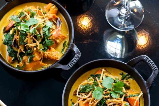 Prawn and Pumpkin Curry Recipe