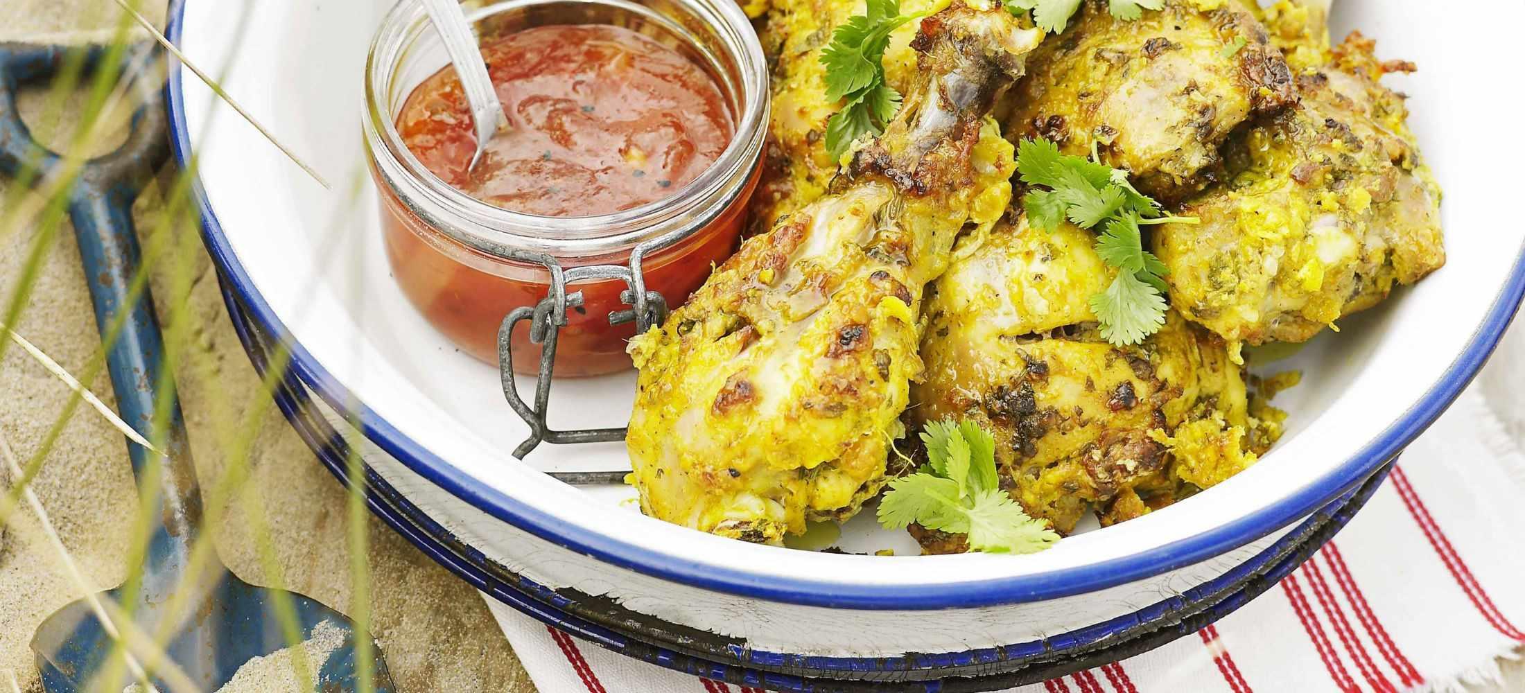 Satay chicken