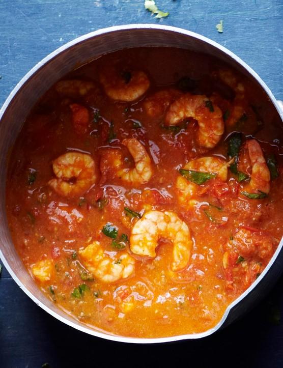 Healthy Prawn Curry Recipe