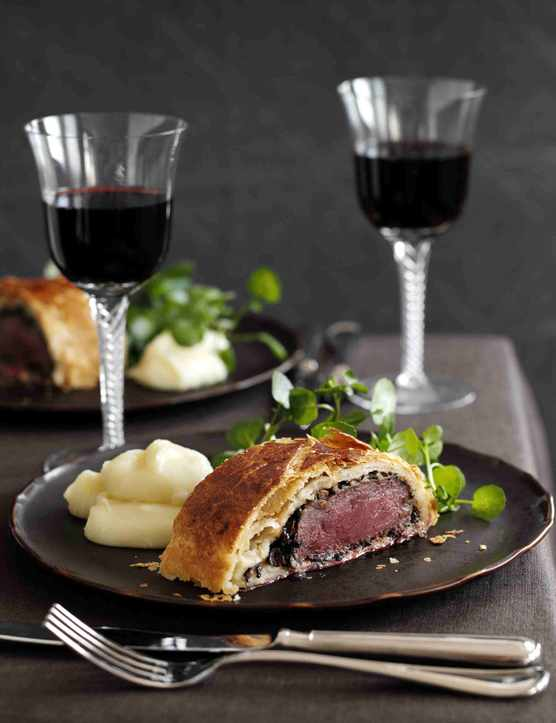 Mini Wellington Recipe with Venison