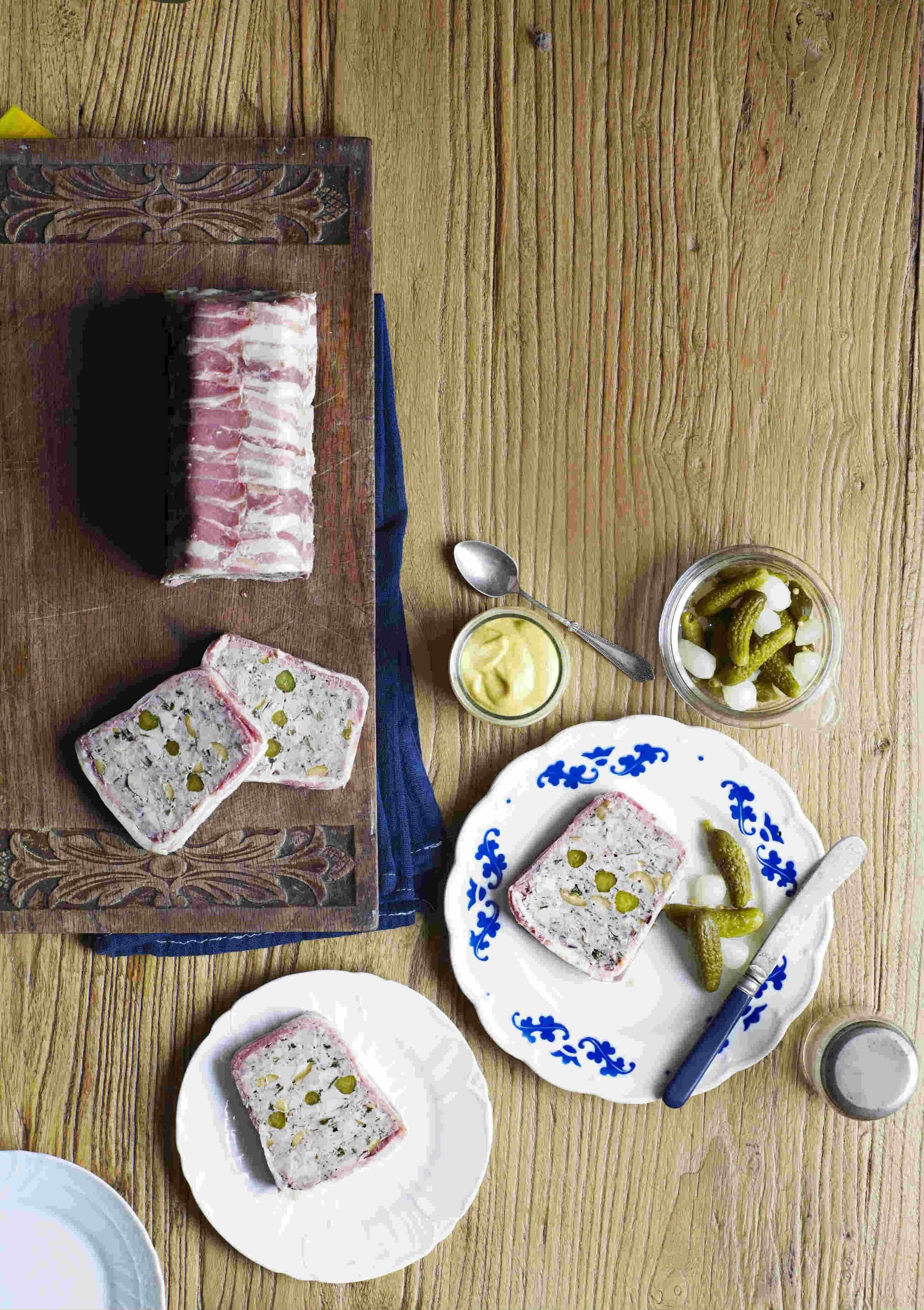 Pork Terrine Recipe