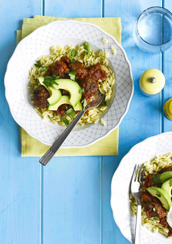Smoky Chipotle Meatballs Recipe