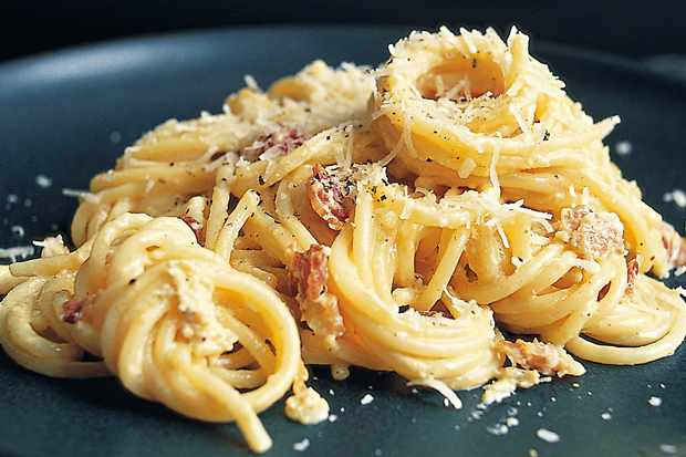 Best Ever Spaghetti Carbonara Recipe