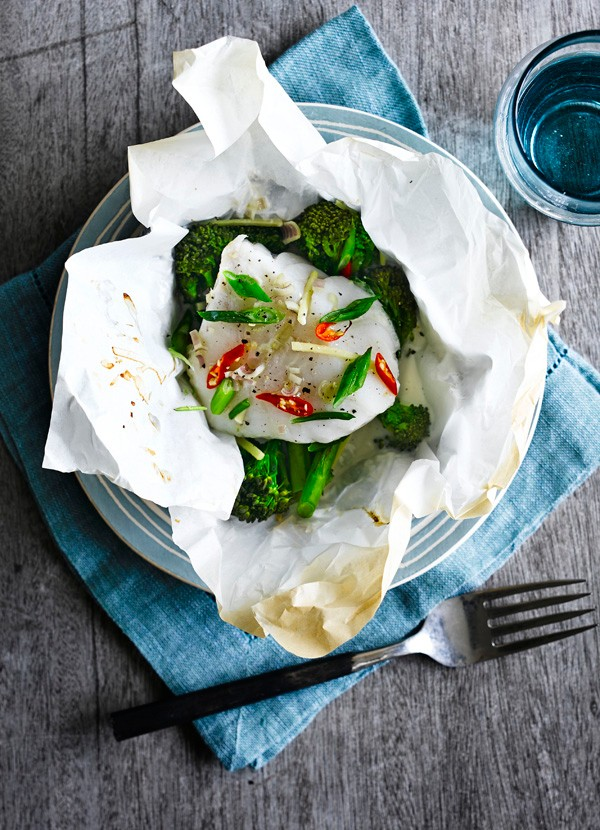 Thai Fish Parcel Recipe