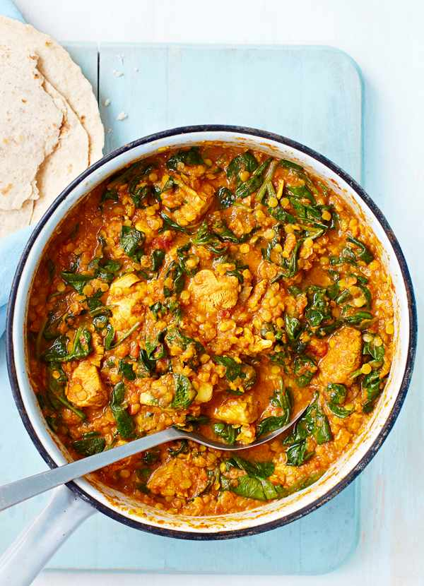 33 Healthy Low Calorie Curry Recipes Under 500 Calories Olivemagazine
