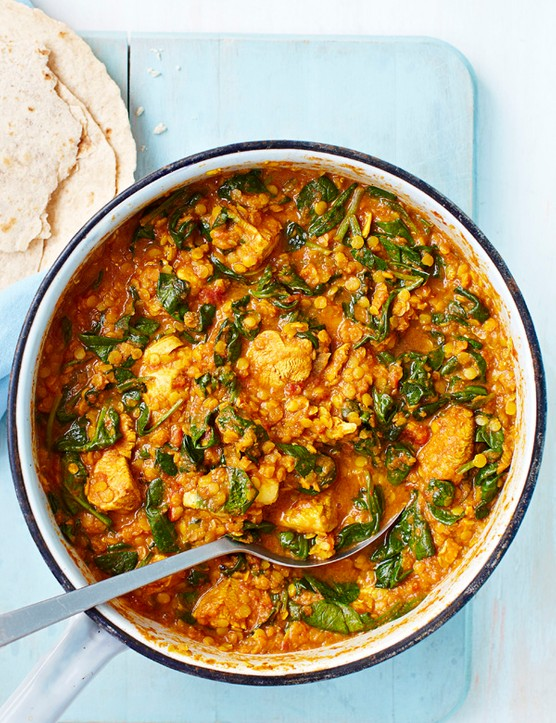 Chicken Saag Recipe