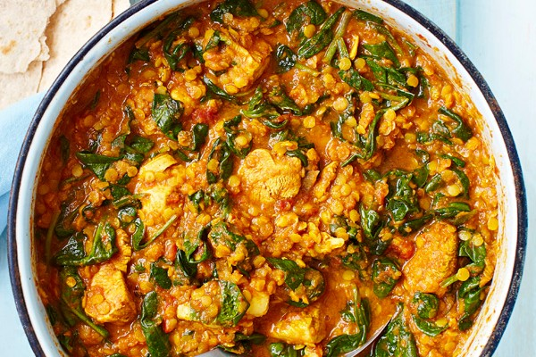 24 Healthy Curry Recipes Under 500 Calories Olivemagazine
