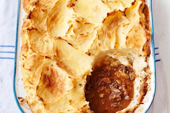 Classic cottage pie