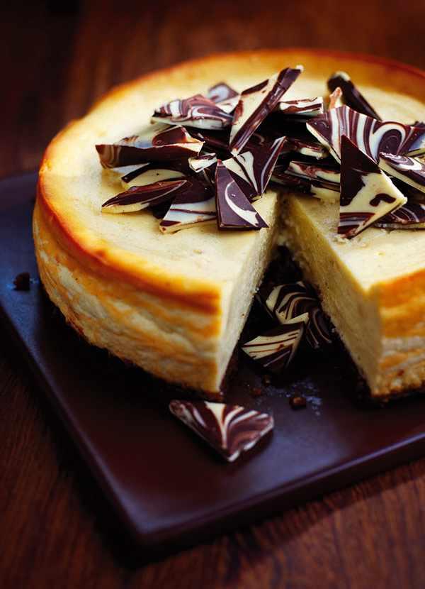 Baileys Cheesecake Recipe With White Chocolate