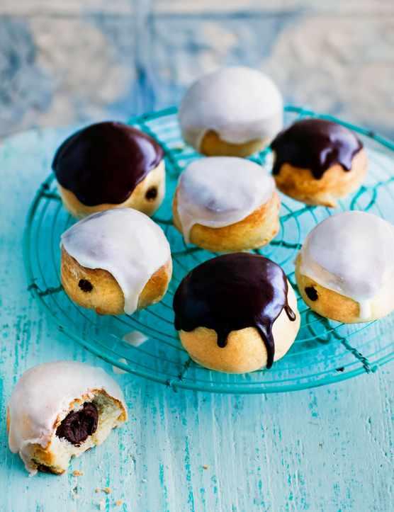 Chocolate Donut Recipe With Baileys Chocolate Glaze