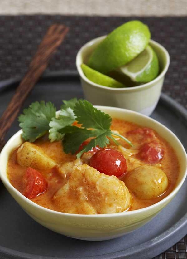 Thai Red Fish Curry Recipe