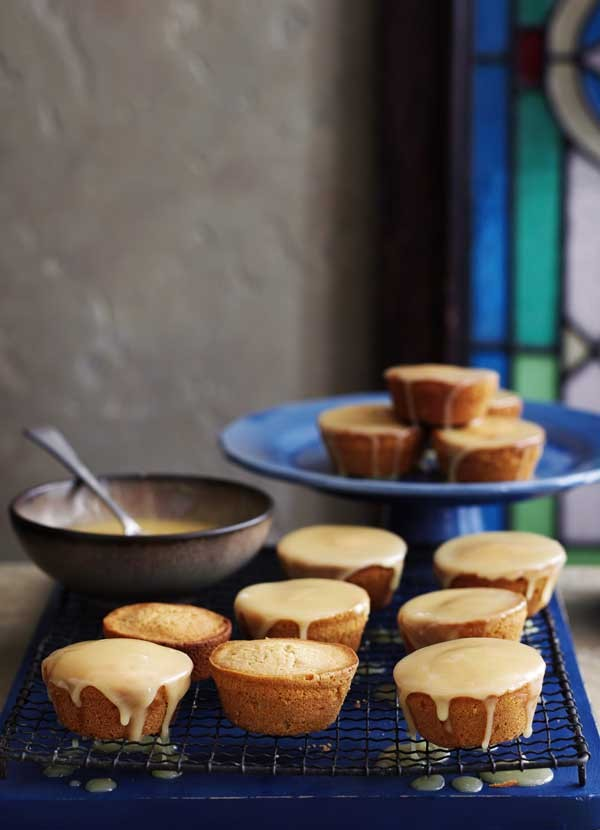 Honey Cakes Recipe