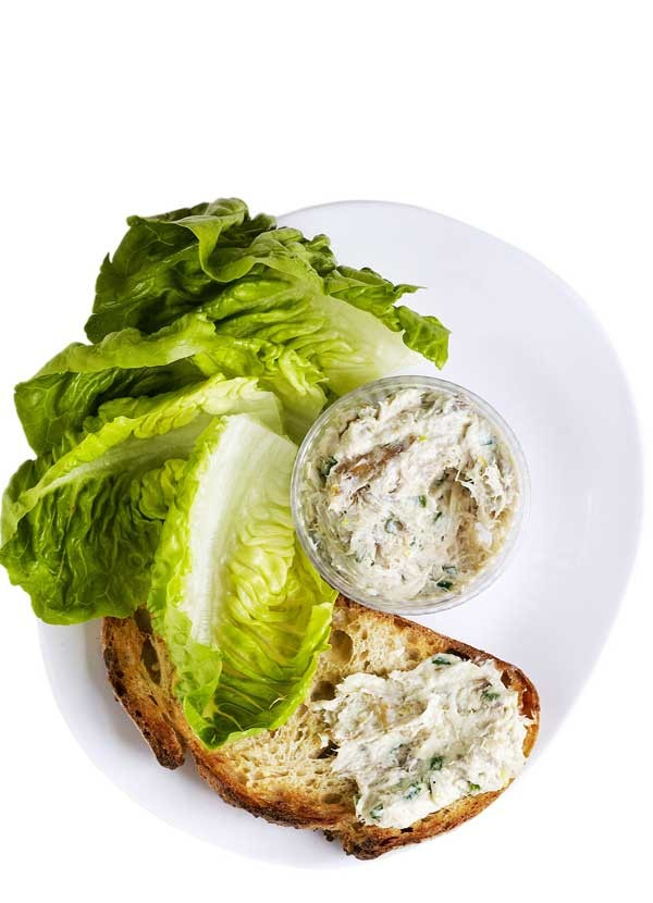 Smoked Mackerel Pâté Recipe