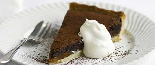 Chocolate Orange Tart Recipe
