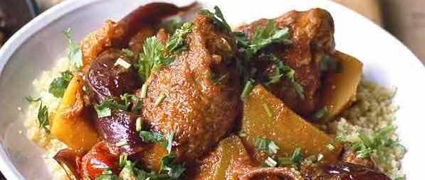 Chicken Tagine Recipe With Dates