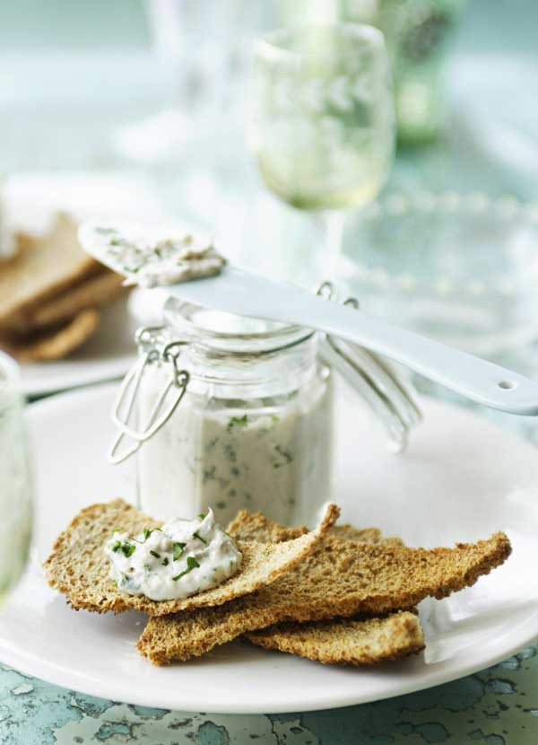 Smoked Mackerel Pâté Recipe with Lemon