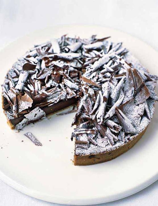 Tarte Au Chocolat Recipe