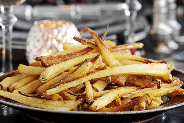 Roast Parsnips Recipe With Parmesan Crust