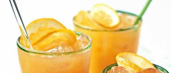Campari Cocktail Recipe with Blood Orange