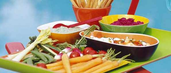 Beetroot Dip with Horseradish and Crème Fraîche Recipe
