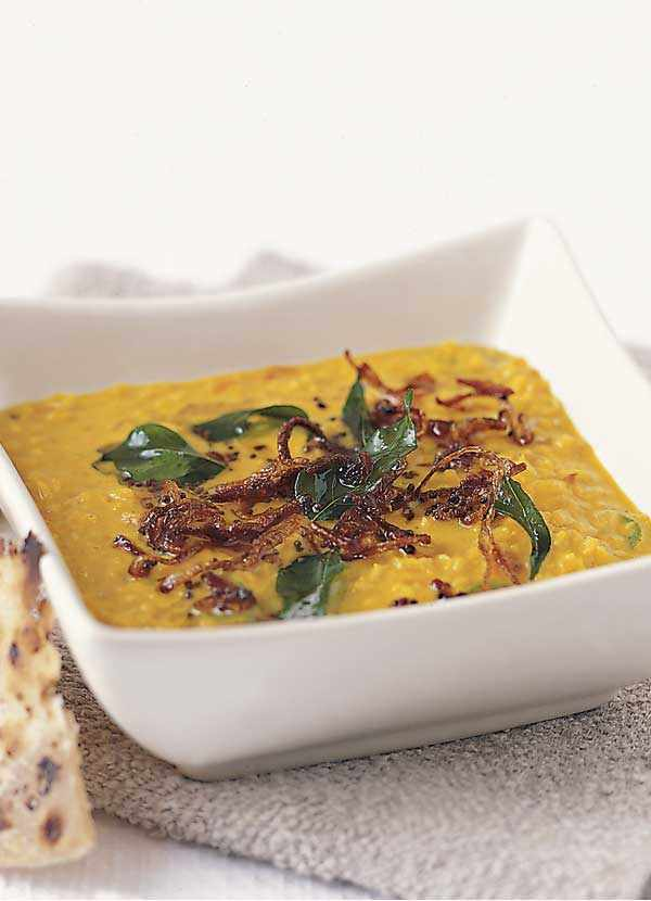 Coconut Dhal Recipe