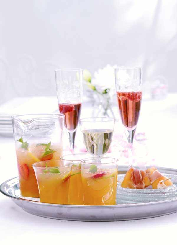 Peach Cocktail Recipe