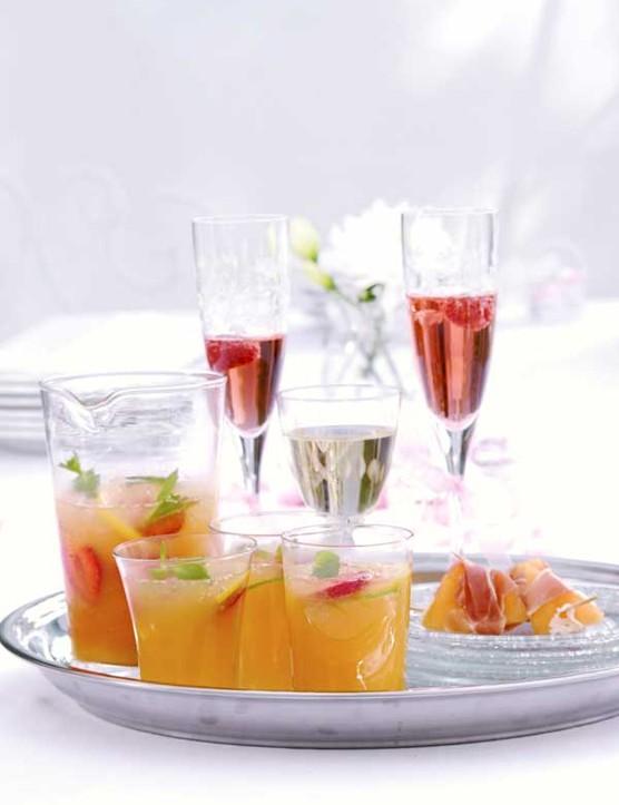 Peach Cocktail Recipe