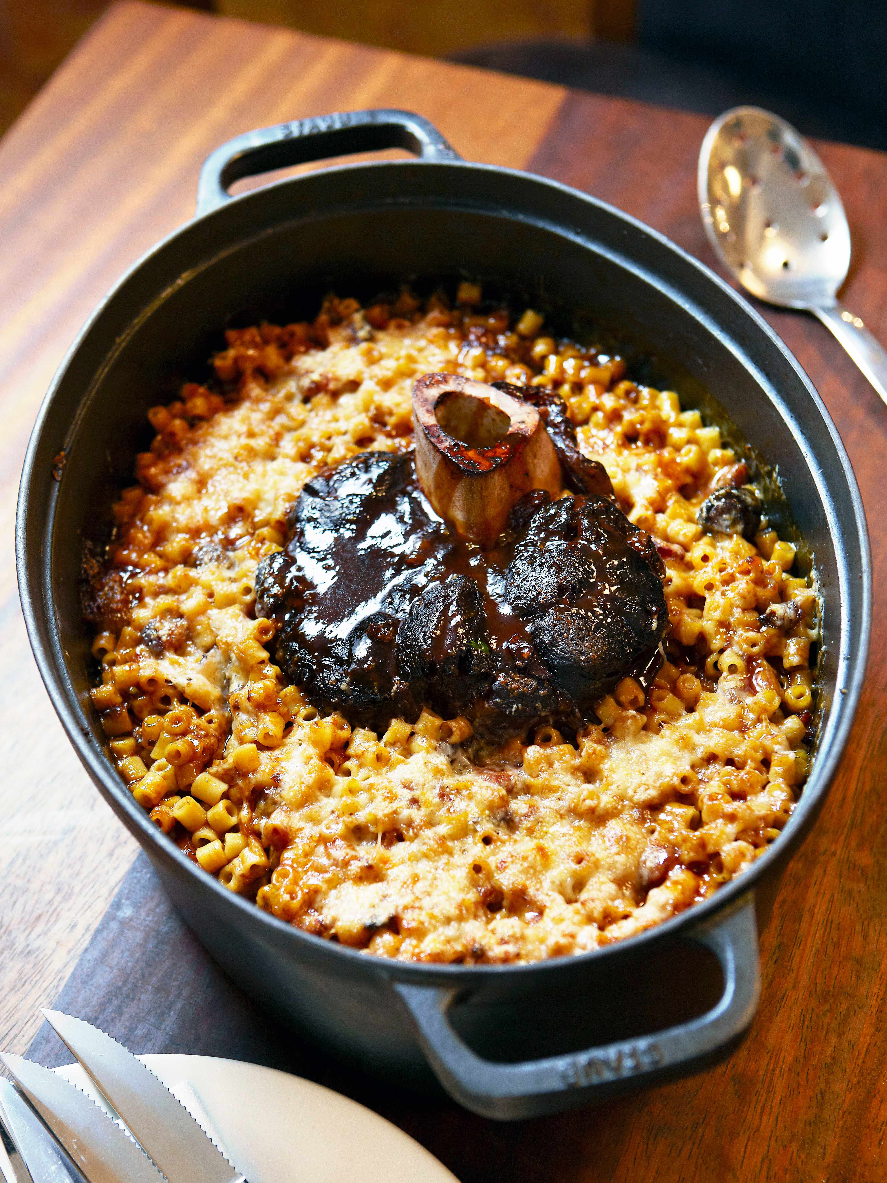 Macaroni And Cheese With Beef Shin From Hawksmoor