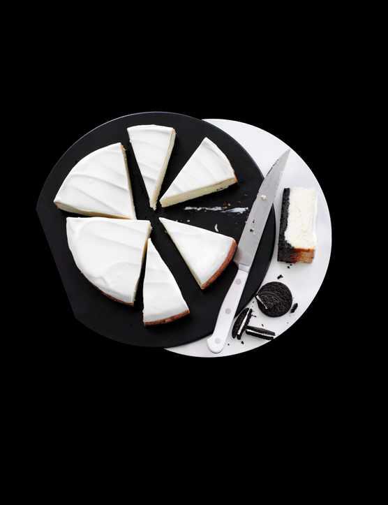 Black and White Oreo Cheesecake Recipe