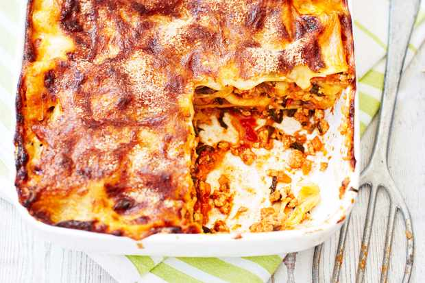 Healthy Lasagne Recipe