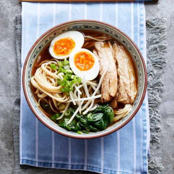 Easy Pork Ramen Recipe