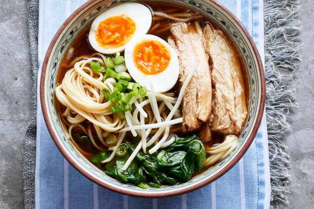 Easy Pork Ramen Recipe