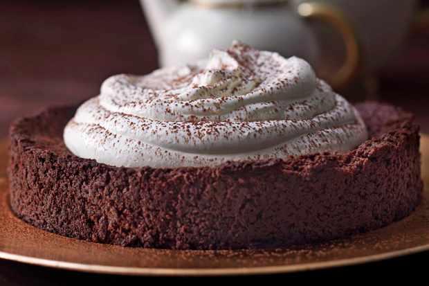 Chocolate and Ginger Brownie Cake Recipe